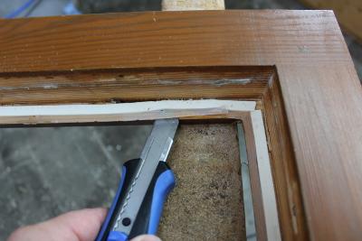 Gut gemocht Alte Fenster neu verglasen – Flügelup BA03